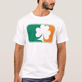 Major League Shamrock - Irish Colors T-Shirt