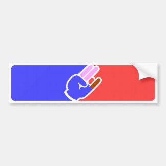 Major League Shocker Bumper Sticker