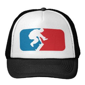 Major League Skater Mesh Hats