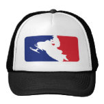 Major League Snowmobiler Hats