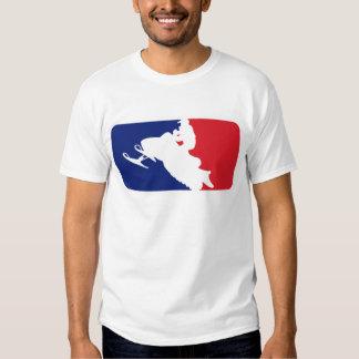 Major League Snowmobiler Shirt