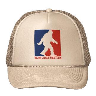 Major League Squatchin Hat