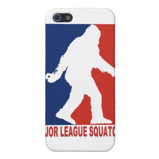 Major League Squatchin i Case For iPhone SE/5/5s