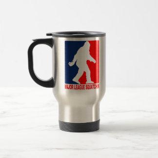 Major League Squatchin Travel Mug