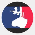 Major League Talon Sticker