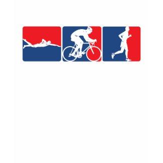 Major League Triathlon shirt