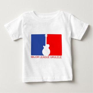 Major League Ukulele Baby T-Shirt