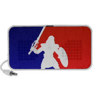 Major League Warrior Speaker