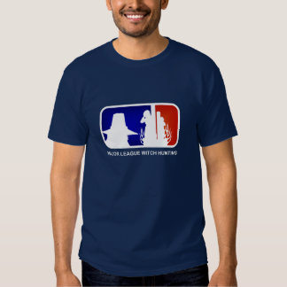 major league witch hunting 2 tee shirt