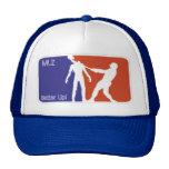 Major League Zombie hat