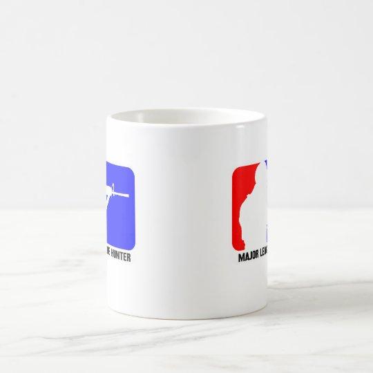 Major League Zombie Hunter 3 Coffee Mug
