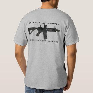 Major League Zombie Killer Shorty AR Tee Shirt