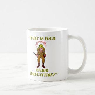 Major Malfunction Mug