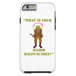 Major Malfunction Tough iPhone 6 Case