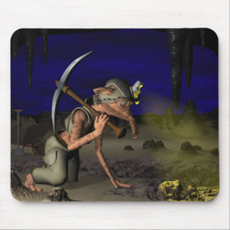 Major Miner Discovery Mouse Pad