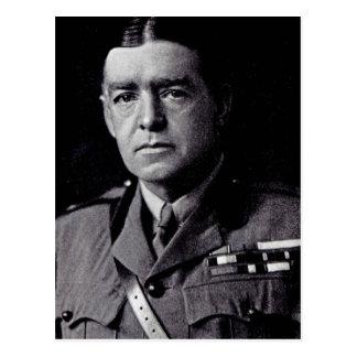 Major Sir Ernest Shackleton Postcard