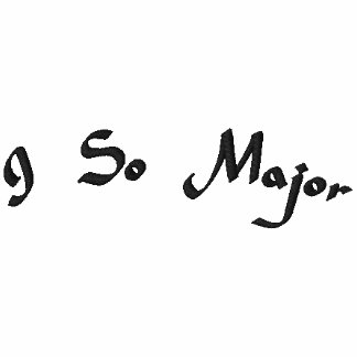 Major tan el polo [rojo/el negro]