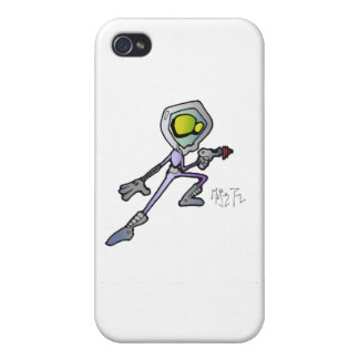 Major Tom 2 Case For iPhone 4