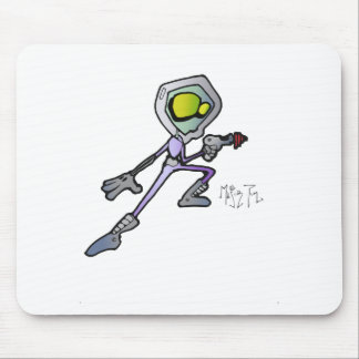 Major Tom 2 Mouse Pad