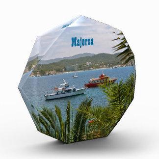 Majorca Acrylic Award