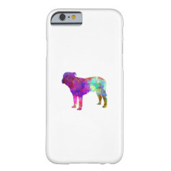Case-Mate Barely There iPhone 6 Case with Mastiff Phone Cases design