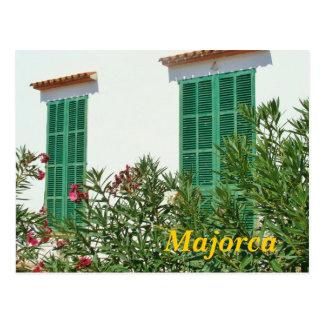 Majorca - postal