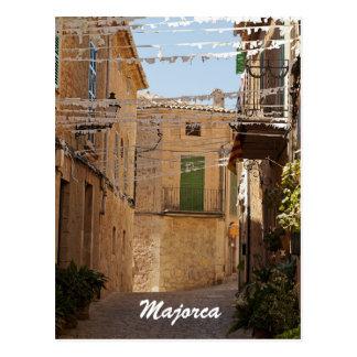Majorca Postcard