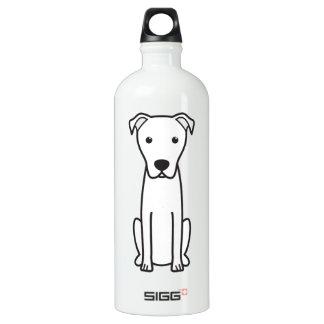 Majorca Shepherd Dog Cartoon Aluminum Water Bottle