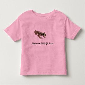 Majorcan Midwife Toad Toddler T-shirt