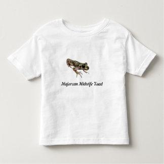 Majorcan Midwife Toad Tshirts