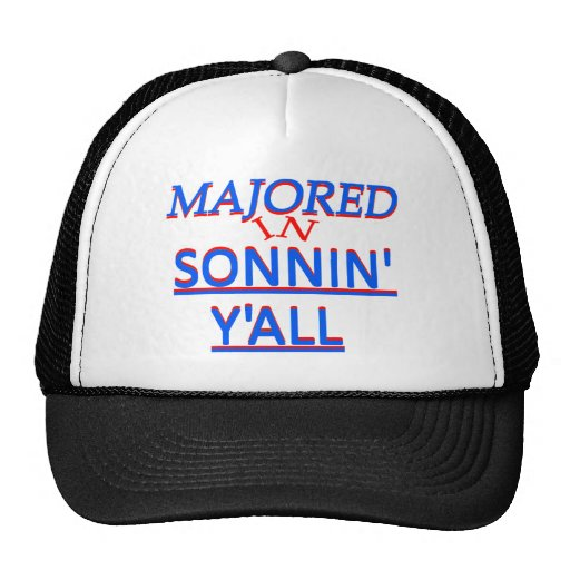 Majored in Sonnin' Y'all Gifts and Apparel