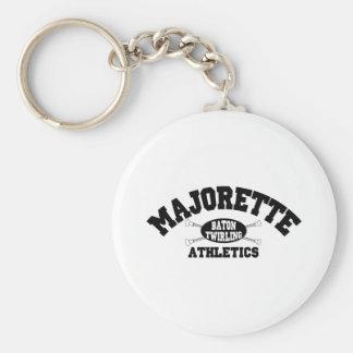 Majorette Athletics Keychain