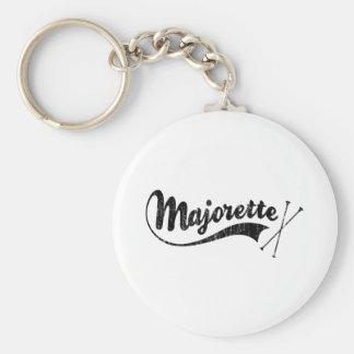 Majorette Keychains
