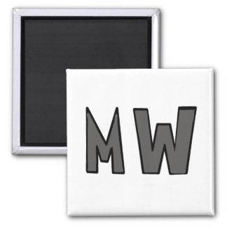 Majorwolf Official Magnet