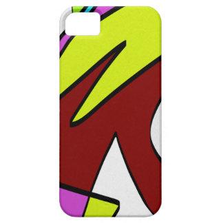 Majuscules iPhone SE/5/5s Case