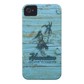 Makaha Surf Shack Hawaiian iPhone 4 Cases