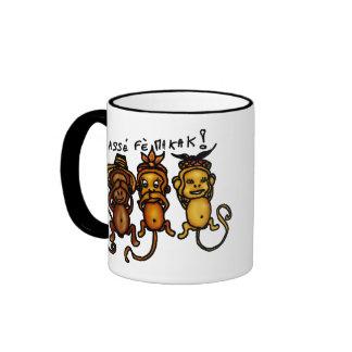 Makak Coffee Mug