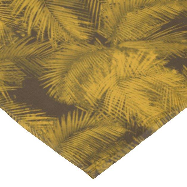 Makana Palms Hawaiian Tropical Print Tablecloth Zazzle
