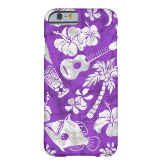 Makapuu Beach Hawaiian Batik Barely There iPhone 6 Case