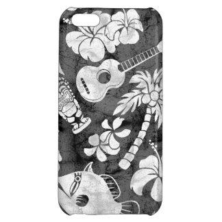 Makapuu Beach Hawaiian Batik iPhone 5 Cases