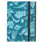 Makapuu Beach Hawaiian Batik Powis iCase iPad Case