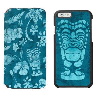 Makapuu Beach Hawaiian Tiki Batik Duo Cases