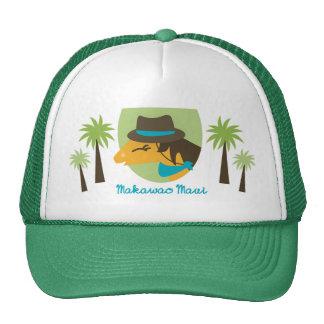 """""""Makawao Maui"""" Hat"""