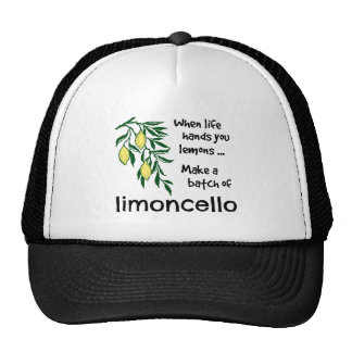 Make a Batch of Limoncello Trucker Hat
