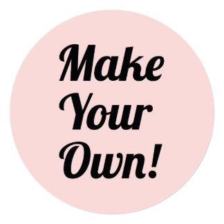 Make a Custom Printed Card
