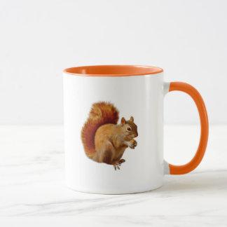 Make a decision - Squirrel Mug