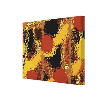 Make a Differance - Abstract Art Canvas Print