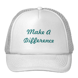 Make A Difference hat