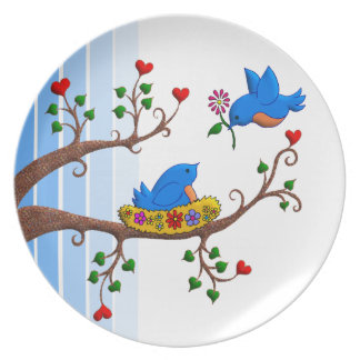 Make A Difference Melamine Plate