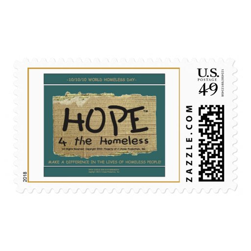 Make A Difference Stamp